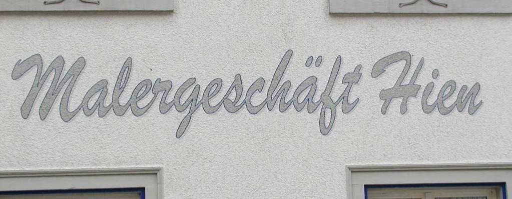 Malergeschäft Hien Bonndorf im Schwarzwald